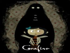 Coraline: Movie Stills, Production Photos, Posters.