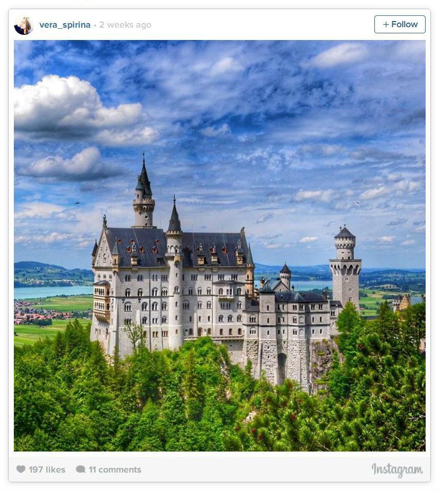 peisaje superbe din europa postate pe instagram. Black Bedroom Furniture Sets. Home Design Ideas